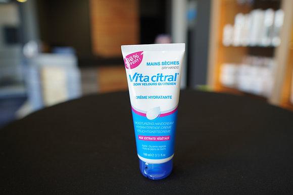 Vita Citral crème mains sèches