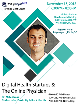 Digital Health Startups & the Online Physician