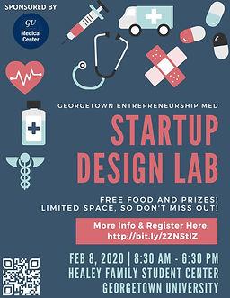 Startup Design Lab 2020
