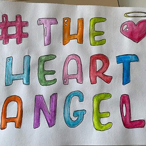 #theHeartAngel