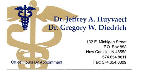 Dr. Jeffrey A. Huyvaert DDS