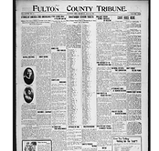 Fulton Co Tribune July 28 1921 Nobbs  re