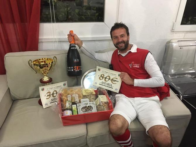 Ciclone Lappo fa sua la penultima di campionato