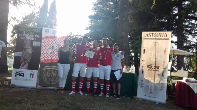 Perugia: finisce in argento per Vicenza
