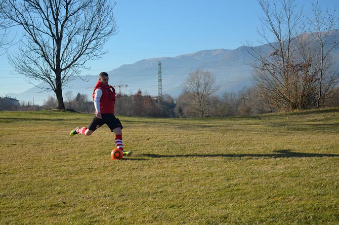A Salerno Footgolf Vicenza cala la coppia d'assi Lappo-Baggio
