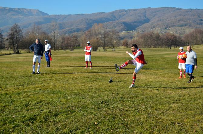 Footgolf Vicenza alla prima di Asolo