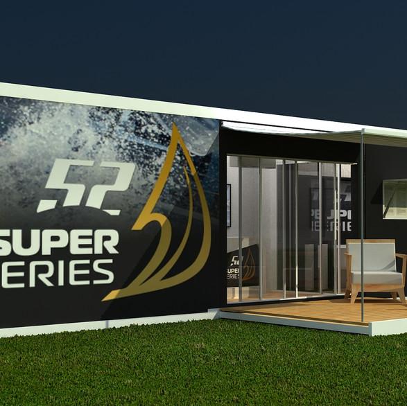 Oficina Intinerante TP52 Super Series 2017