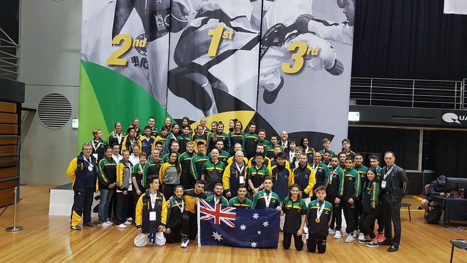 2018 Sydney World Cup Australian Team Ph