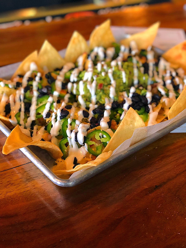 Goodwood Nachos