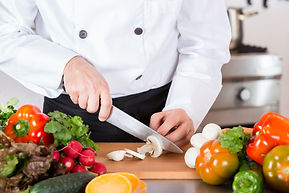 chef instructed corporate simple made meal classes