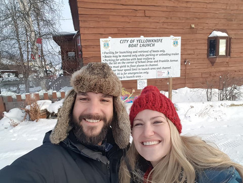 My Yellowknife Adventure (the places we travel for love!)