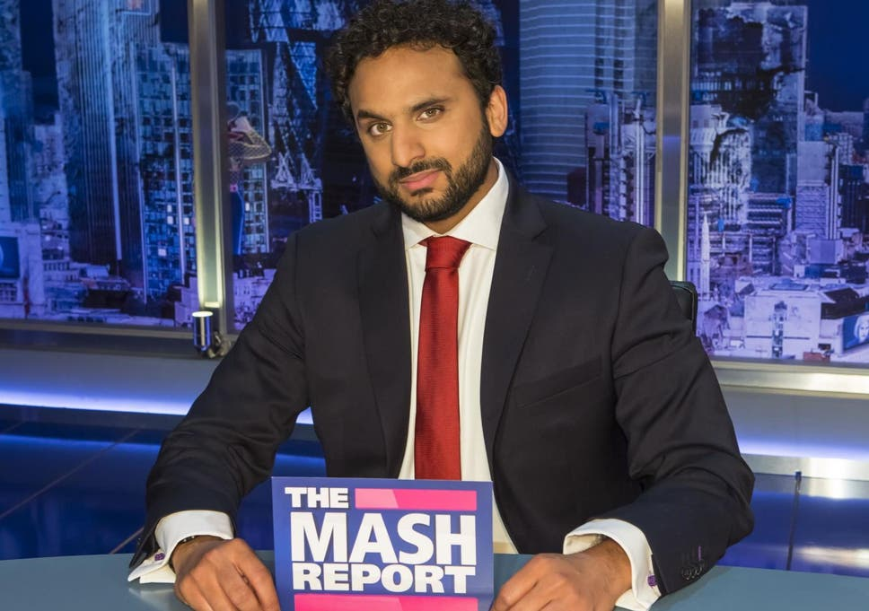 The MashReport