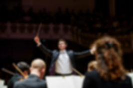 Chris Petrie Conducting