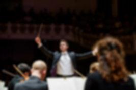 Chris Petrie Conducting