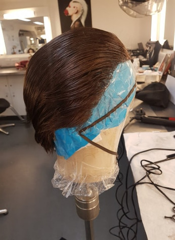 Wig for the Lion, the Witch and the Wardrobe production