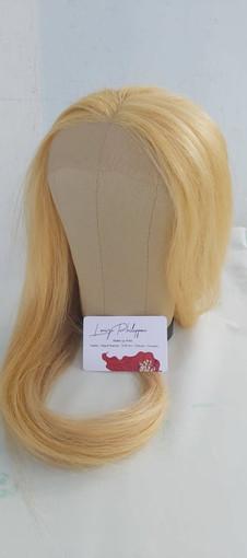 Full handmade wig for LittleLadyLocks