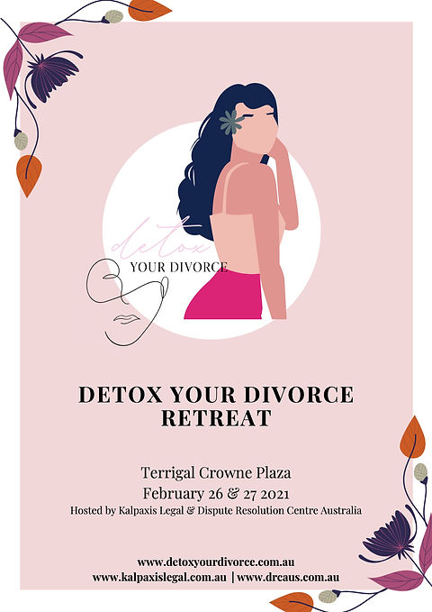 Final Detox Your Divorce Retreat Runshee
