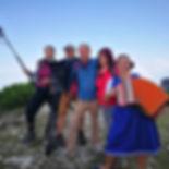 Filmteam IPmedia am Untersberg, Land der Berge Dreharbeiten