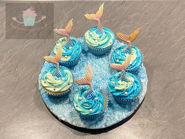 BCC-135-Mermaid-Cupcakes
