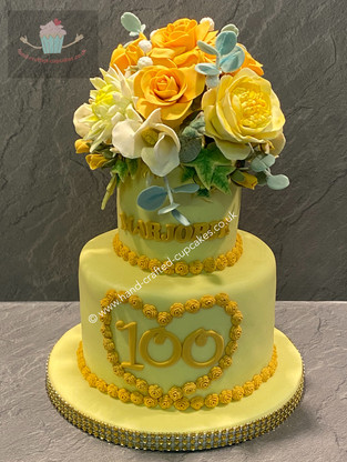 WBC-145-100th-Flower-Cake