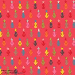 835 Christmas Trees Pattern (red).jpg