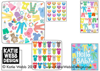 811 Hey baby tableware.jpg