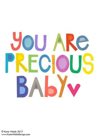 657K You Are Precious Baby.jpg