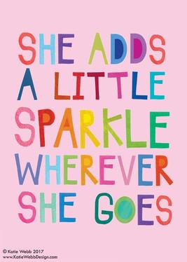 639K She adds sparkle.jpg