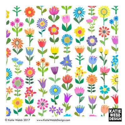 634 Lovely Day Pattern