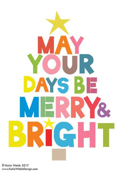 854 MAY YOUR DAYS BE MERRY AND BRIGHT.jpg