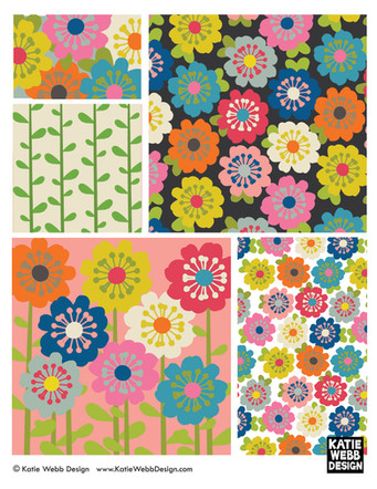 837 Floral Collection
