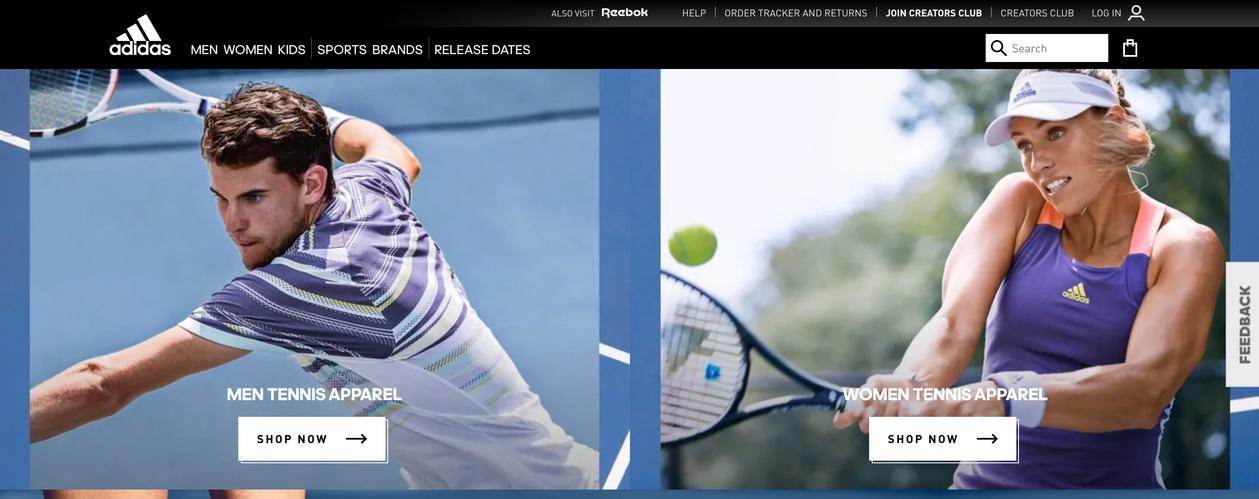 Adidas Tennis SS2020 1