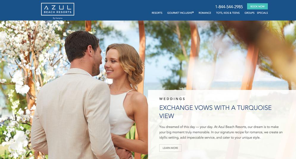 Karisma Hotels Azul Beach Resorts 1