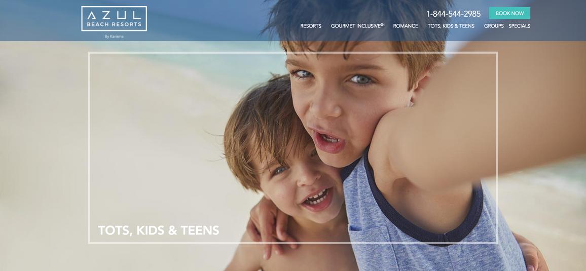 Karisma Hotels Azul Beach Resorts 8