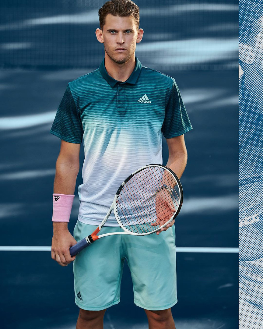Adidas Tennis Parley Collection 5 Dominic Thiem