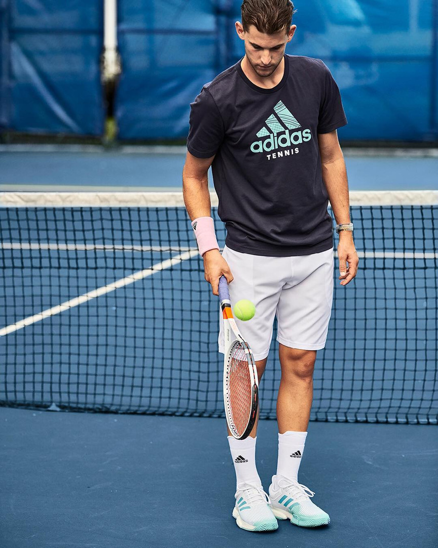 Adidas Tennis Parley Collection 6 Dominic Thiem
