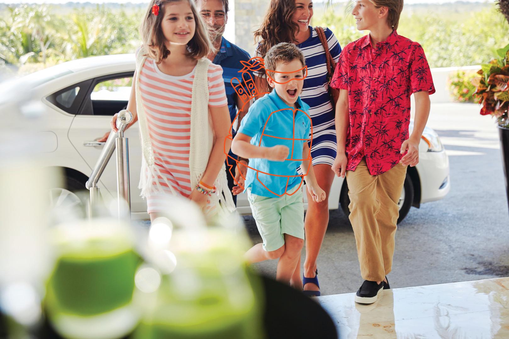 Nickelodeon Hotel and Resorts 5