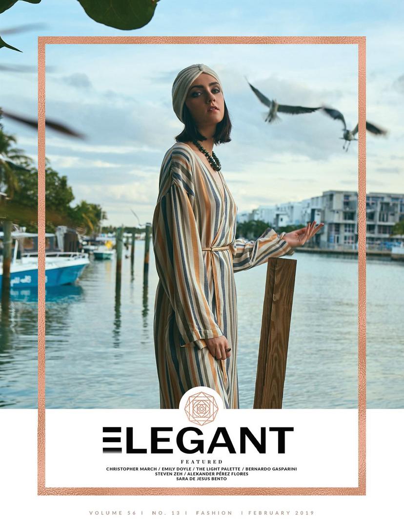ELEGANT Magazine 1