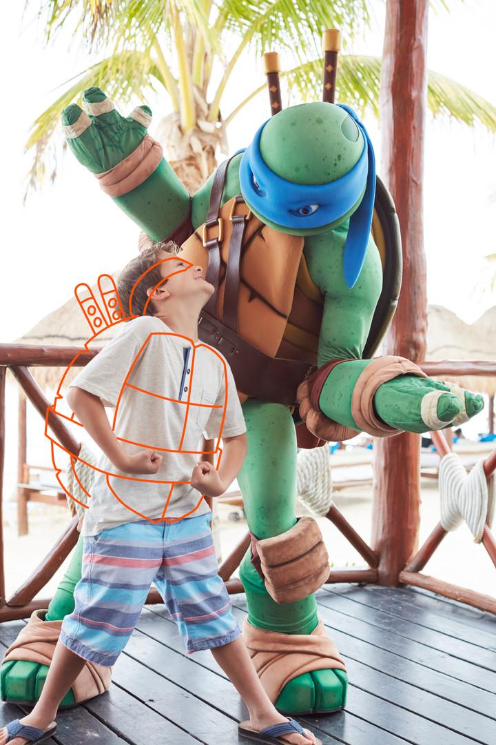 Nickelodeon Hotel and Resorts 7