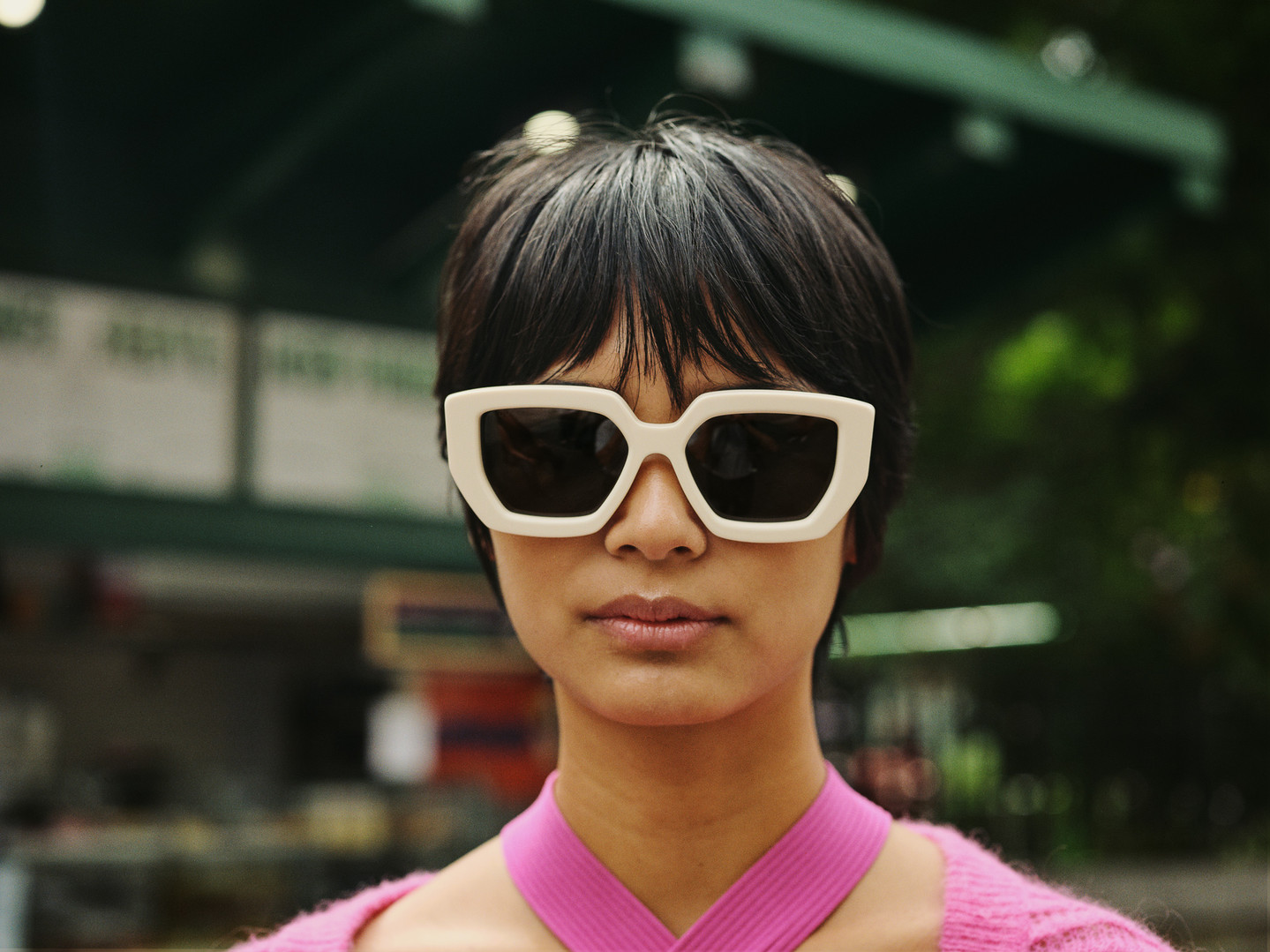 Refinery29 X Gucci Eyewear 39