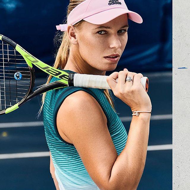 Adidas Tennis Parley Collection 24 Caroline Wozniacki