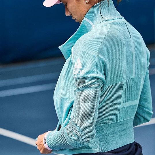 Adidas Tennis Parley Collection 12 Garbine Muguruza