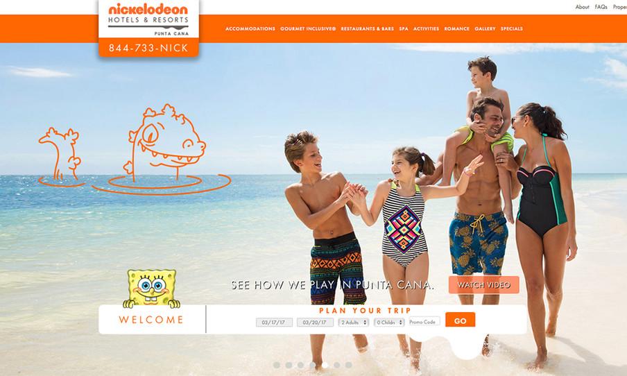 Nickelodeon Hotel and Resorts 1
