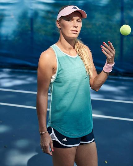 Adidas Tennis Parley Collection 25 Caroline Wozniacki