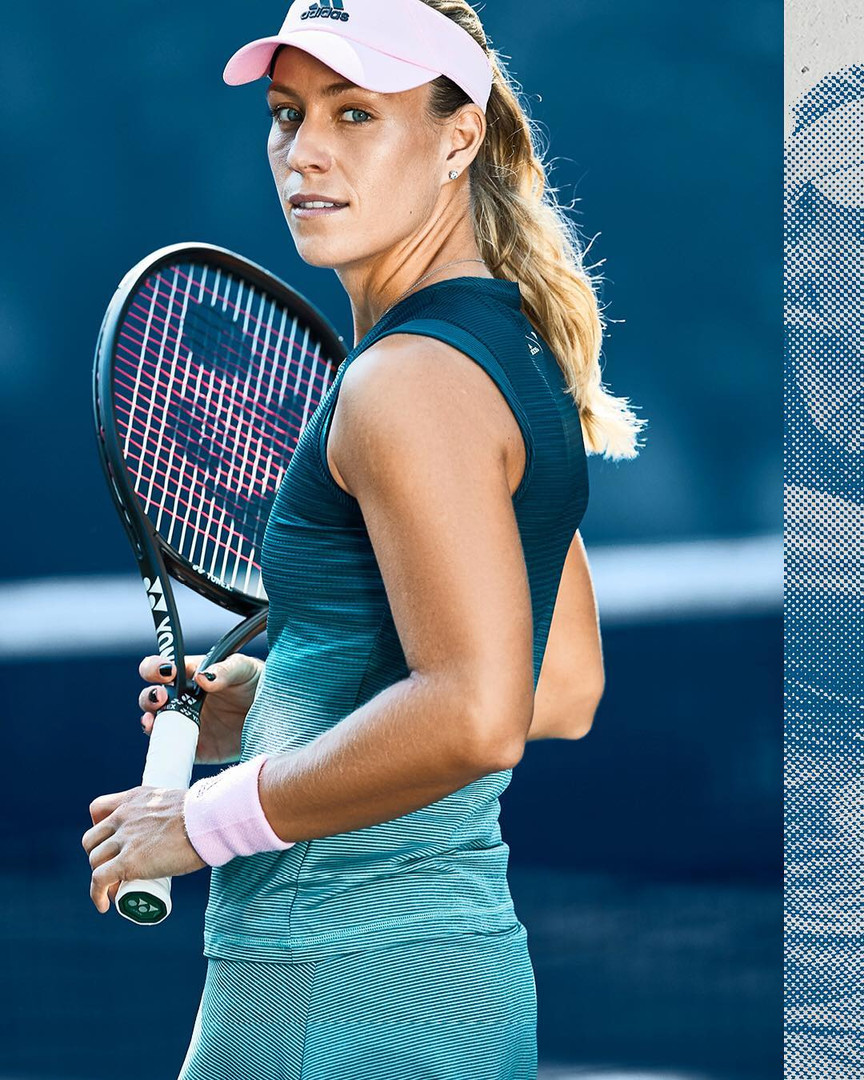 Adidas Tennis Parley Collection 15 Angelique Kerber