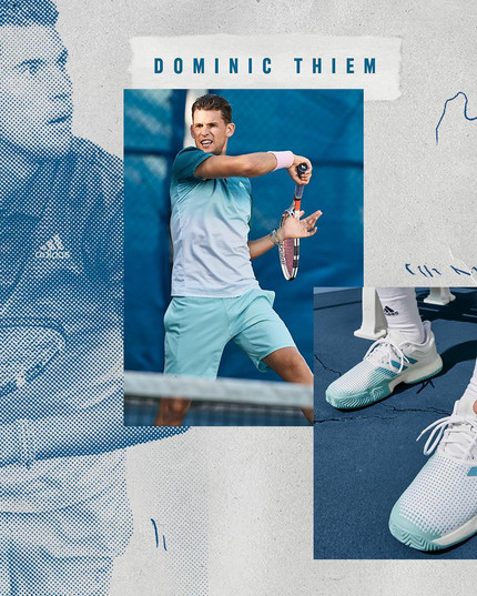 Adidas Tennis Parley Collection 3 Dominic Thiem