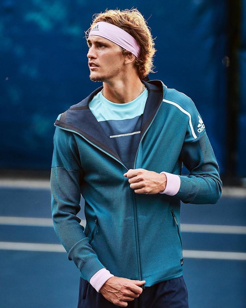 Adidas Tennis Parley Collection 20 Sascha Zverev