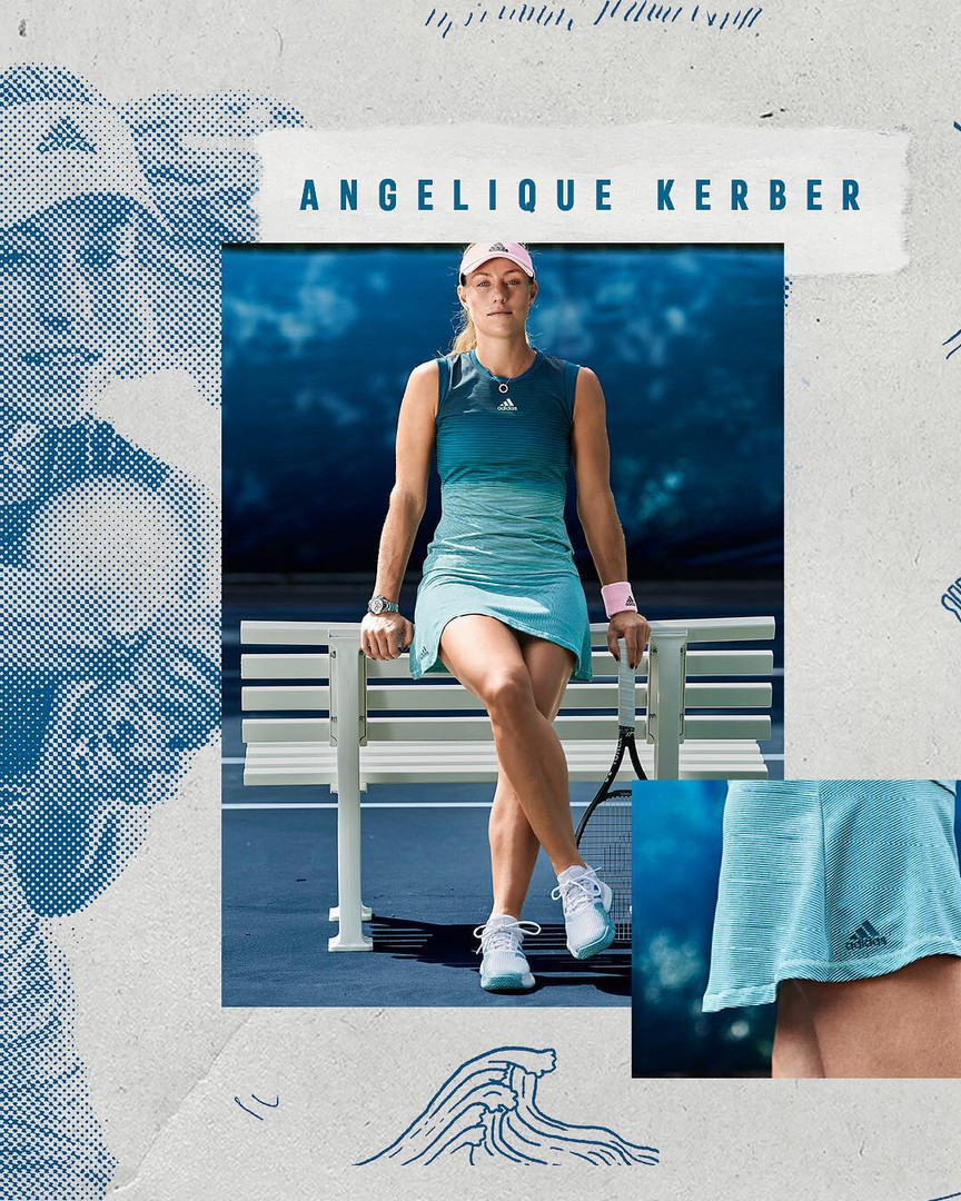 Adidas Tennis Parley Collection 13 Angelique Kerber