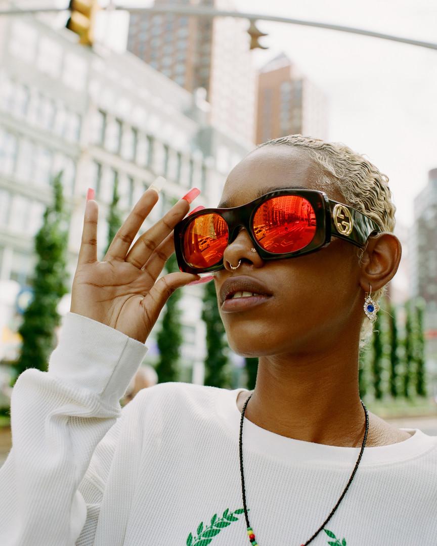 Refinery29 X Gucci Eyewear 21