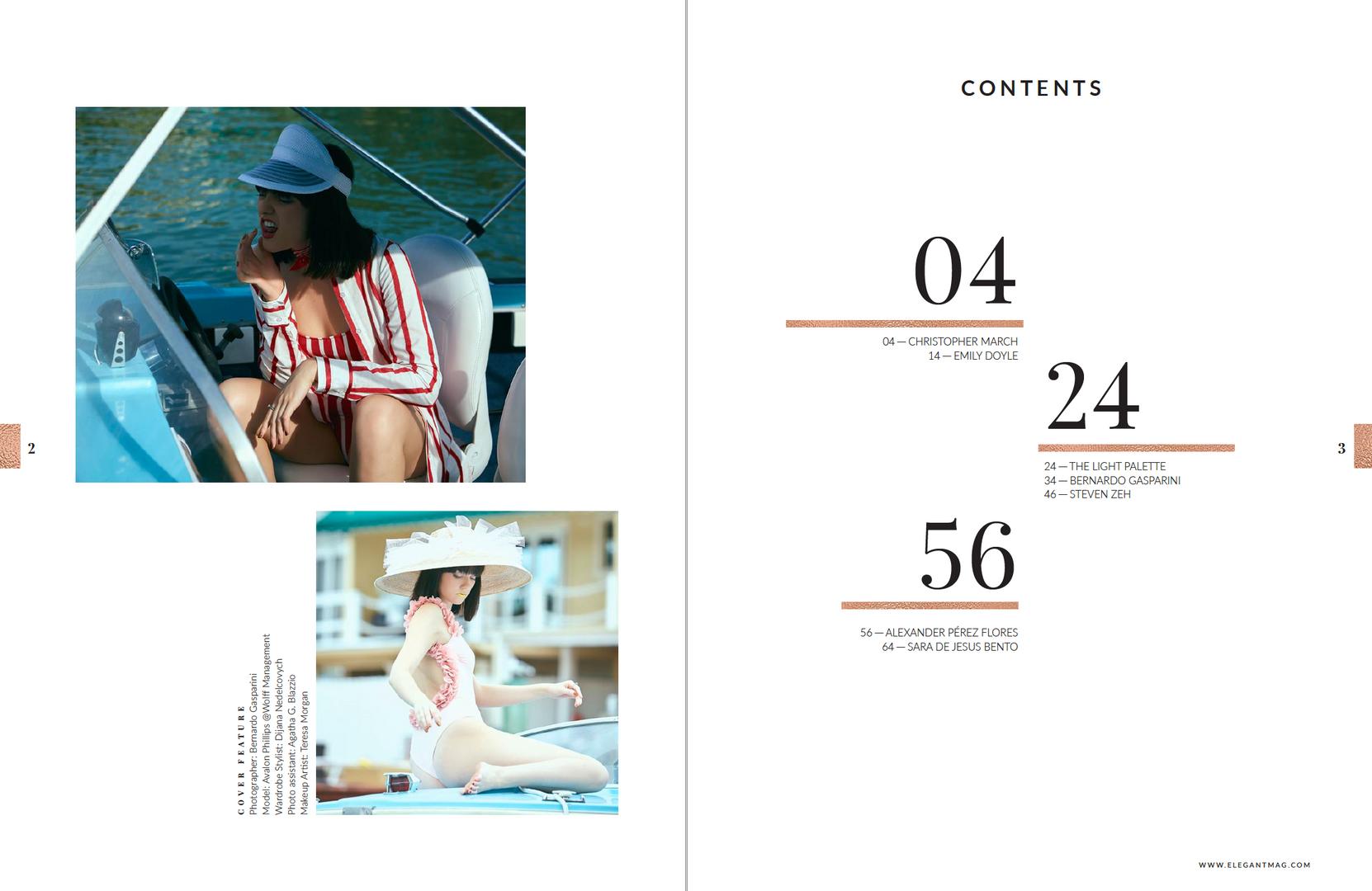 ELEGANT Magazine 2